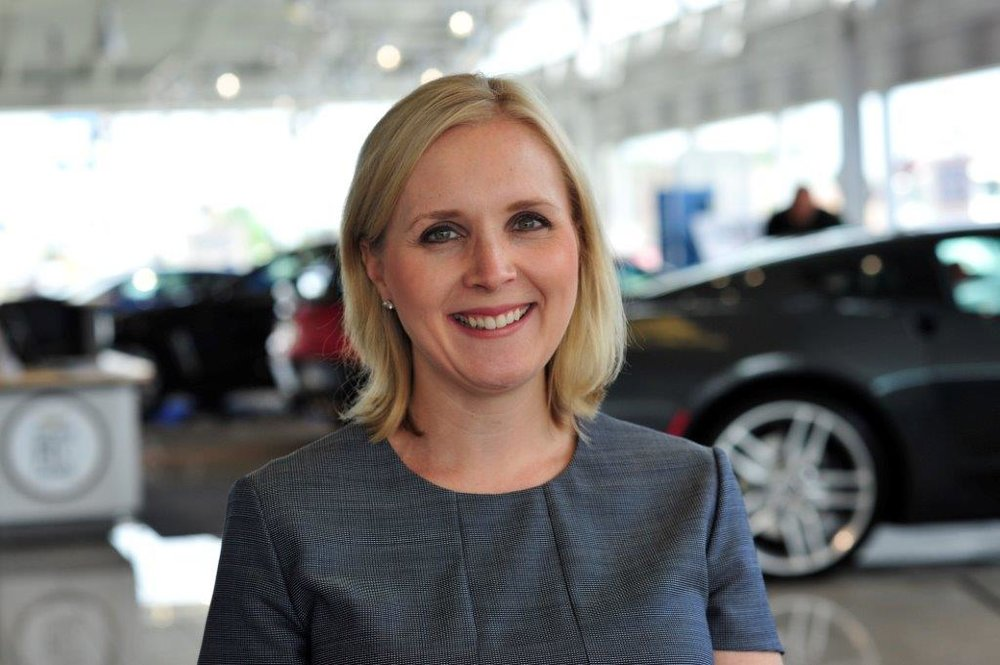 Kelly Webb Roberts, President of Webb Automotive