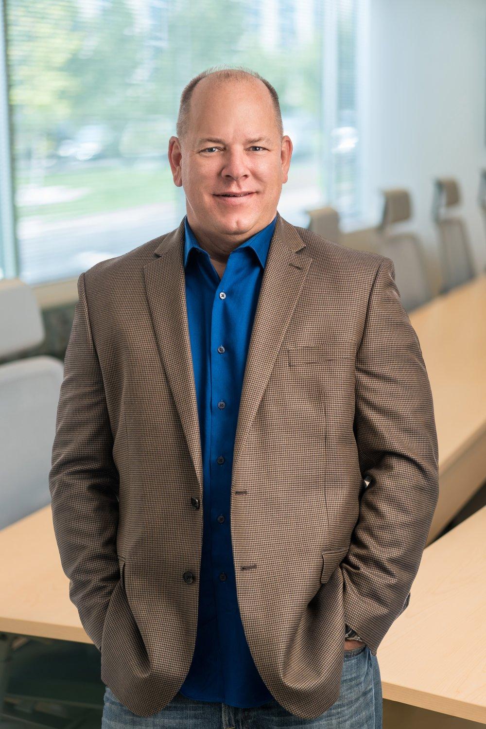 Kirk Haselden, VP of Engineering at Dealertrack DMS