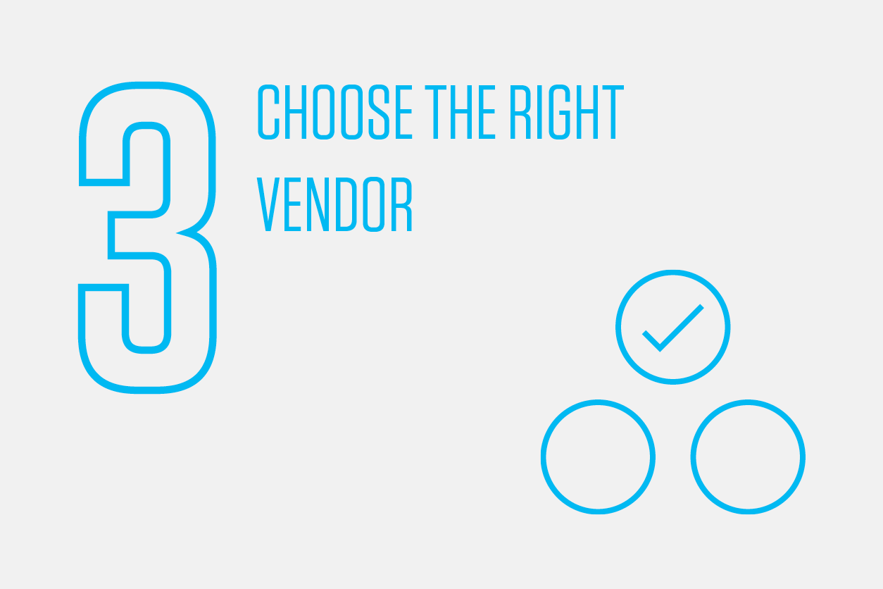 Choose the Right DMS Vendor