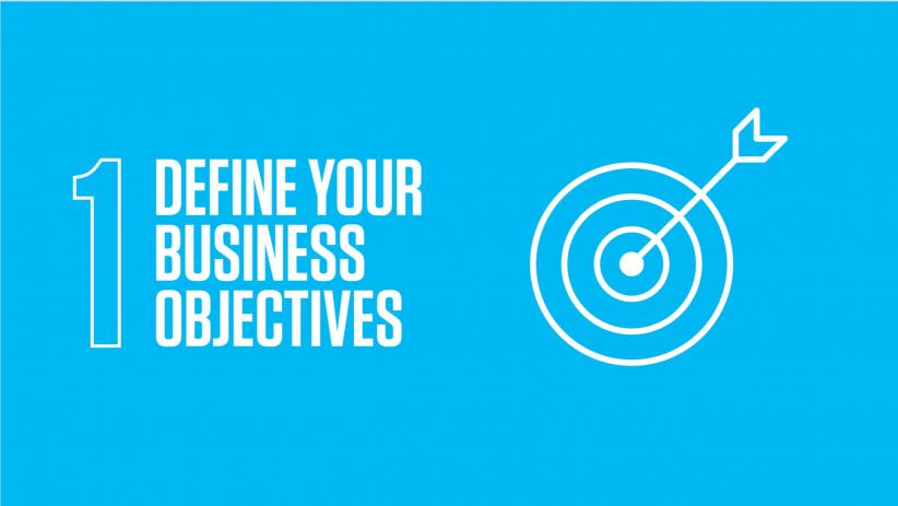 Slide: Define Your Objectives