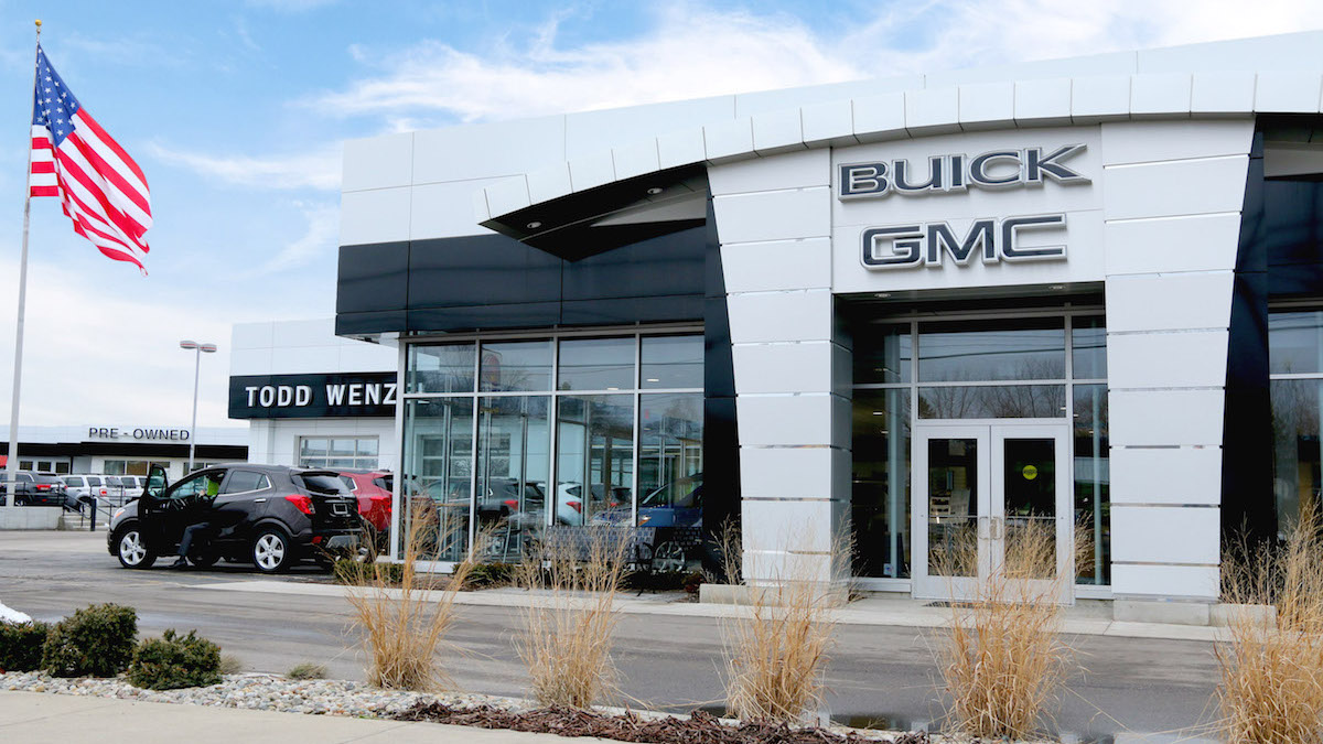 Todd Wenzel Gmc >> Todd Wenzel Buick Gmc 2020 Top Car Release And Models